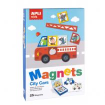 MAGNETNA KNJIGA APLI CITY CARS 25/1